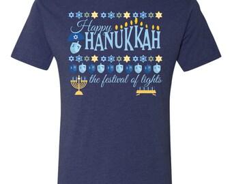 Happy Hanukkah TSHIRT