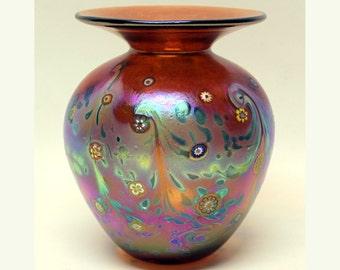 Aurora Monet Vase