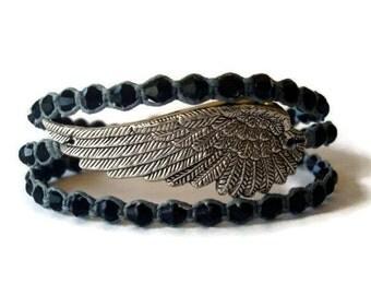 Angel Wing Bracelet