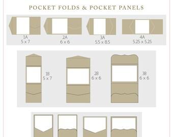 Pocket Fold and Pocket Panel Options