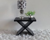 Doll Furniture 1:6 / Playscale Table -  1 Side Table  for Barbie / Fashion Royallty/ Monster High/ Blythe...