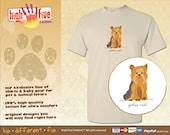 Dog T-Shirt - Yorkie