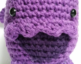 LWC Crochet Starcraft Inspired Zergling Plush