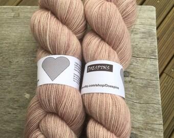 NZ Alpaca and Merino yarn