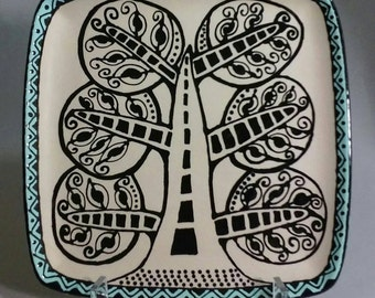 Tree of Life Seder Set