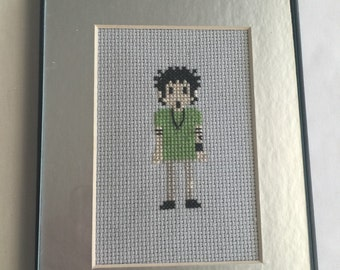 Janes brother trent cross stitch