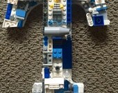 Custom toy brick  letter T, T, made to order, nursery letter, baby shower gift