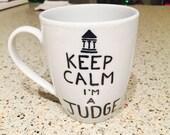 Keep calm I'm a...[insert profession] mug