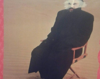 Masked conman