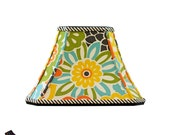 Flower Power Lamp Shade /...