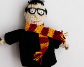 Harry Potter Golf Club Cover Head Cover Ready to Ship Fun and Unique Gift for Golfers