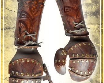 Viking Gauntlets