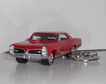 1967 Pontiac GTO Judge Key Chain