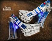 """Robot """"R2D2"""" LED Pumps"""
