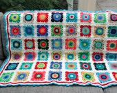 Reservation for Deepti, Two crochet blankets