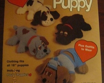 Playful Puppy Clothing Patterns