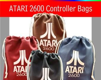 Atari 2600 pull string controller bags