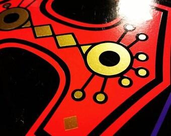 Kings Luck Mjolnir - License Plate