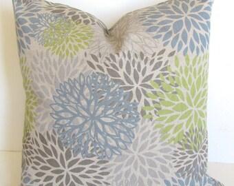 BLUE THROW PILLOWS Spa Blue Pillow Covers Blue Pillows Blue