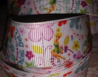 Tinkerbell Grosgrain Ribbon