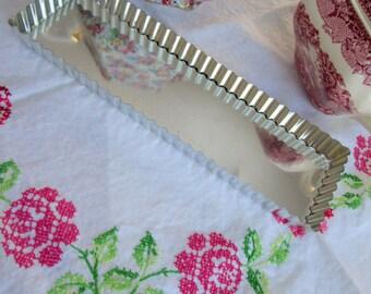 Rectangular Baking Tin, Removable Bottom