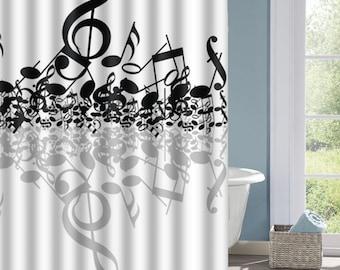 music notes shower curtain music bath curtain musical notes curtain interesting shower curtain