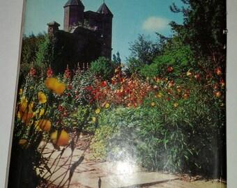 "Vintage Garden Book ""V Sackville-Wests Garden Book"" Hardcover 1974 242 pgs Book Jacket Printed in Great Britain"