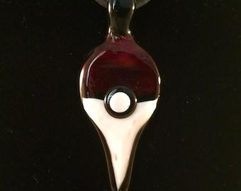 Glass PokemonGo! Pendant