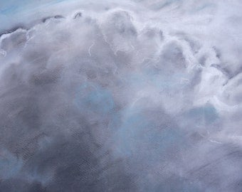 Cloudscape Drawing