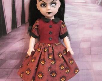 Burgan Sunrise - Living Dead Doll Fashion