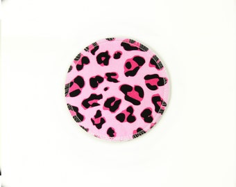 Nursing Pads - Pink Cheetah