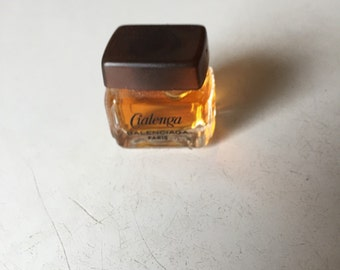 Vintage Perfume Cialengo Women's Fragrance Balenciaga Parfum Spring Fashion Cosmetics