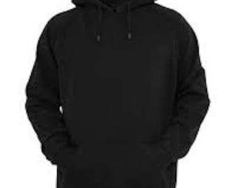 Upgrade any tshirt to a pullover hoodie