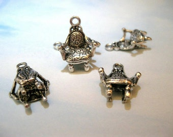 Fancy Chair Charms (10PCS)  C120