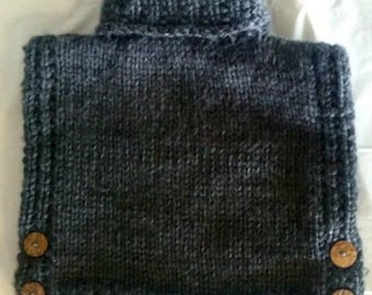 Childrens Cowl sweater