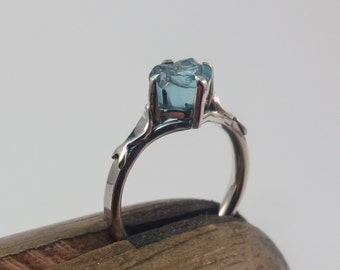 Underwater Love Engagement Ring