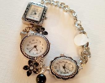 Three Watch Bracelet