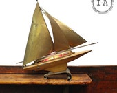Featured shop industrial artifact etsy blog - Deco table marine ...