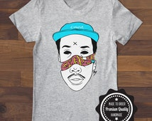 Earl Sweatshirt T Shirt White, Gray, Black