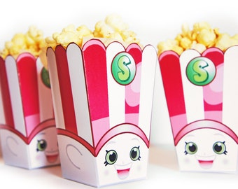 Shopkins Popcorn Boxes ON SALE 5.00 reg.