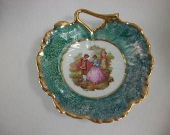 SALE Limoges Pastaud Nut or Candy Dish