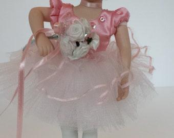 AVON Childhood Dreams Ballerina Doll - 1991