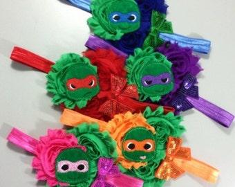 TMNT Headbands