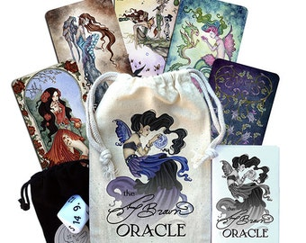 The Amy Brown Tarot Oracle