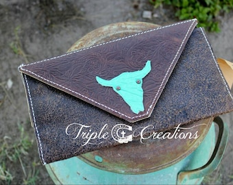 Leather Baby Changing Pad