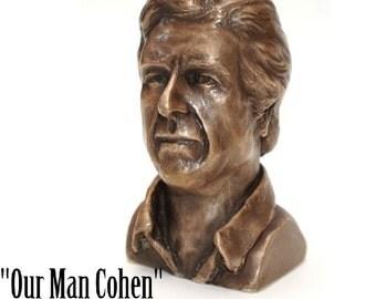 "Shop ""leonard cohen"" in Sculpture"