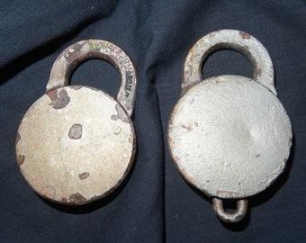 Barrel Key Padlocks