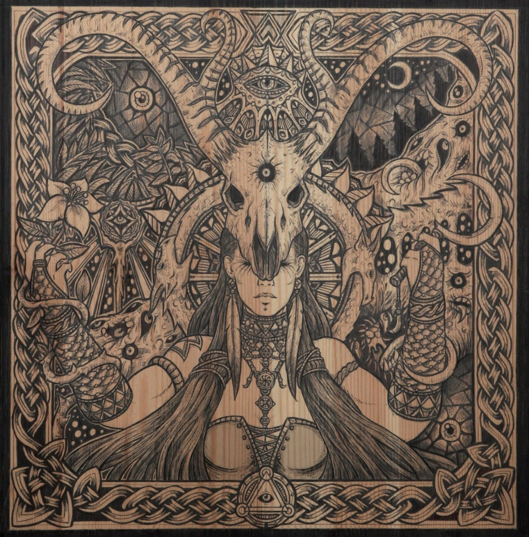 Norse Art Viking art norse fanta...