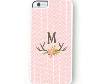 Personalized Phone Case, Teen Phone Case, Antler Phone Case,  Phone Case, Monogrammed Phone Case, Phone Case, IPhone Case,  Teen Case