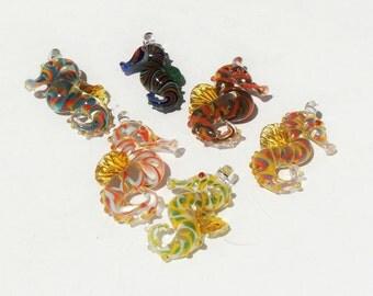 Seahorse Pendant - PD046